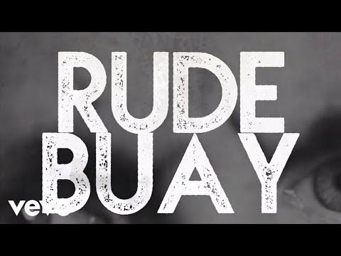 Rude Buay (Remix - Letra) - J Alvarez (Video)