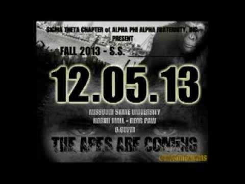 Welcome To The Yard (Fall 2013 - @MoStateAlphas)