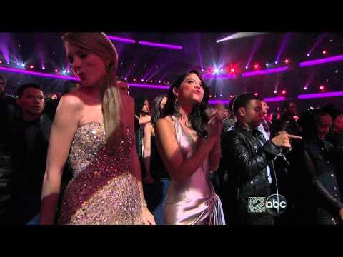 Maroon 5 & Christina Aguilera   Moves Like Jagger 39th Annual American Music Awards 2011 HDTV 1080i