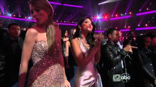 Video Maroon 5 & Christina Aguilera   Moves Like Jagger 39th Annual American Music Awards 2011 HDTV 1080i MP3, 3GP, MP4, WEBM, AVI, FLV Februari 2018