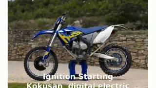 6. Husaberg FE 390 Enduro Details