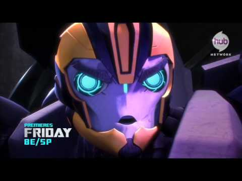 Transformers Prime - It's not over, yet. Tune in on Friday, Oct. 4 at 8pm/5pm PT! http://www.hubworld.com/transformers/shows/prime Check local listings: http://www.hubworld.com/t...