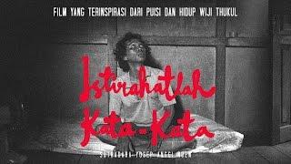 Nonton Istirahatlah Kata Kata Film Subtitle Indonesia Streaming Movie Download