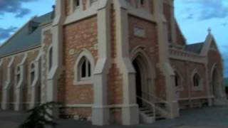 Loxton Australia  city images : The Church Building in Loxton, South Australia - a closer look.