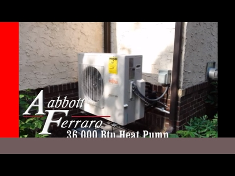 Air Conditioner/Heat Pump installation in St. Paul, MN