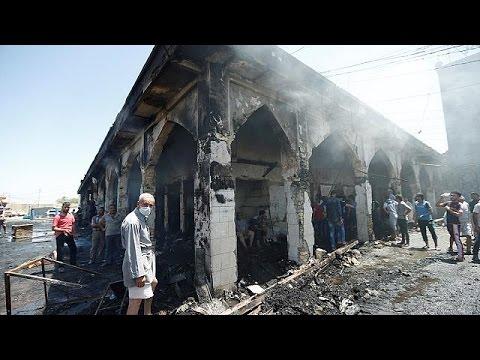 Ιράκ: απολύσεις αξιωματικών μετά τις επιθέσεις του ΙΚΙΛ