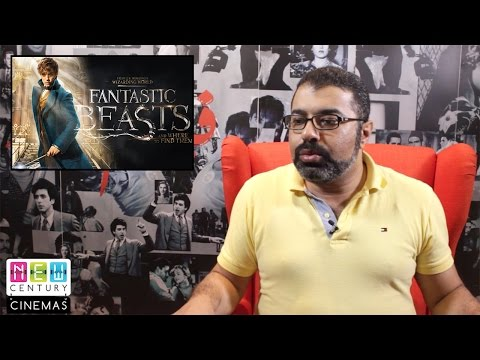 "فيلم جامد يرشح Fantastic Beasts and where to Find them لمحبي ""هاري بوتر"""