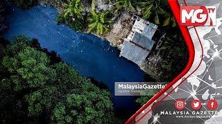 Video TERKINI : Lokasi Bencana Sungai Kim Kim MP3, 3GP, MP4, WEBM, AVI, FLV Maret 2019