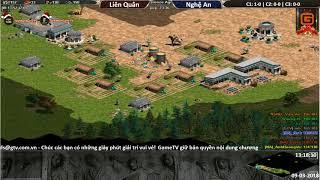4vs4 Random | Liên Quân vs Nghệ An | Ngày 09-03-2018. BLV: Gman