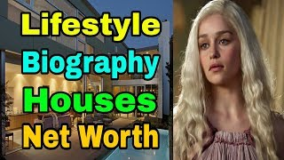 In this video you will get info about Emilia Clarke aka Daenerys Targaryen Lifestyle, Emilia Clarke Biography, Emilia Clarke ...
