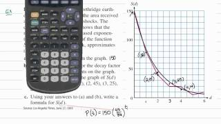 Intermediate Algebra - Exponential Functions: Solving Exponential Equations (no logs)
