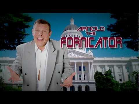 Arnold The Fornicator - Porn Parody Soft Trailer HD (видео)