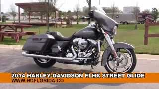 9. Used 2014 Harley Davidson Street Glide Motorcycles for sale