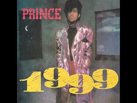 Prince - 1999 (Backing Track) 12 Inch Version