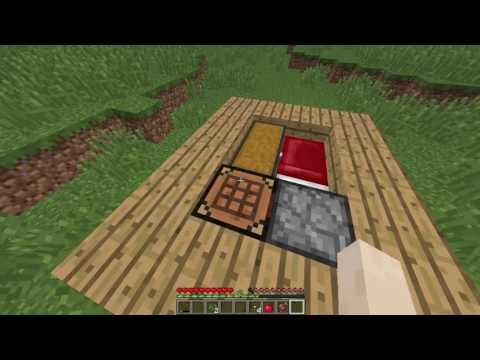 Evsiz Adam Minecraft Survival Serisi Bölüm 1 (Kanalın İlk Videosu)
