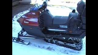 5. Yamaha Venture 600 triple 1999