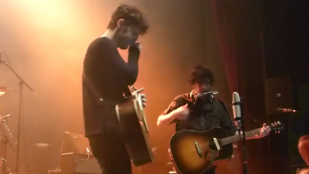 Black Rebel Motorcycle Club- Acoustic Encore