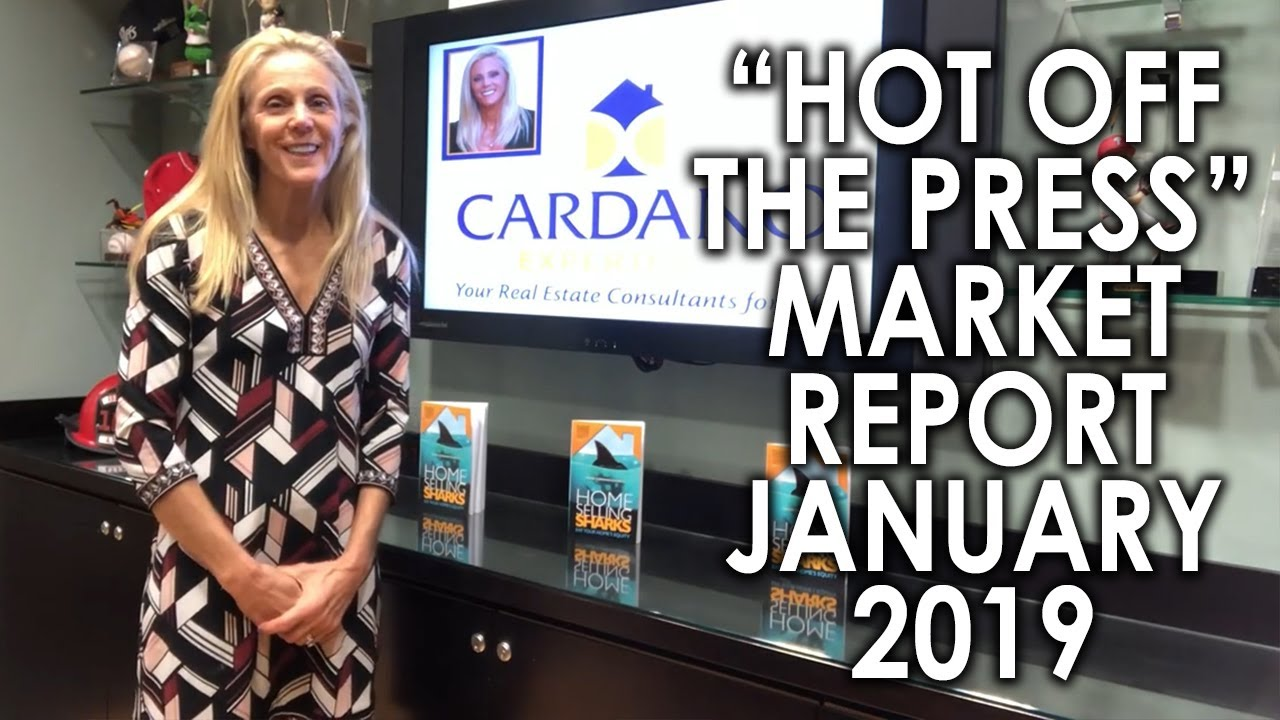 The Latest News and Numbers for Our Real Estate Market
