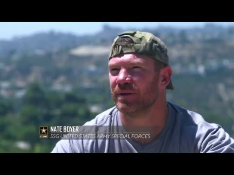 Nate Boyer - Seattle Seahawks Experience