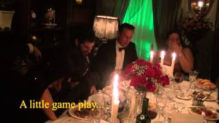 Nonton Halloween Vampire Murder Mystery Dinner Party Game  Film Subtitle Indonesia Streaming Movie Download