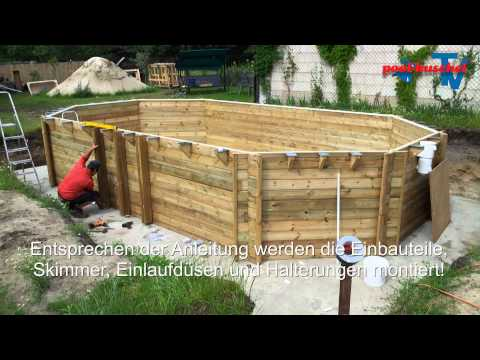 Holzpool Proswell by Procopi
