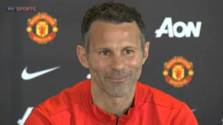 Ryan Giggs S First Press Conference As Manchester United Manager