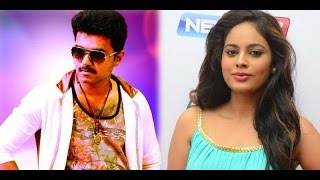 Vijay to romance Nandita in Puli