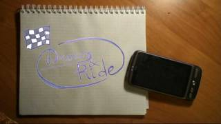 Draw and ride - TRIAL YouTube video
