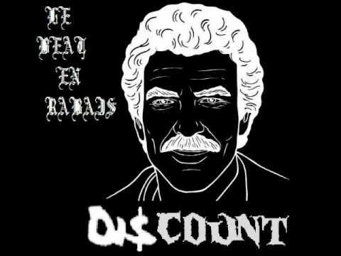 DISCOUNT - Le beat en rabais EP