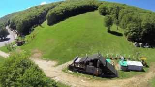 A Sunny Day In May On The Maiella (Abruzzo, Italy) With My GoPro Hero3 And DJI Phantom