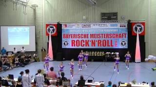 Funky Chicken - Bayerische Meisterschaft 2014