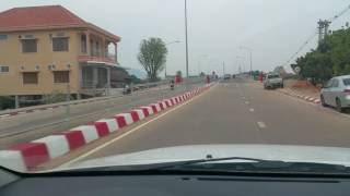 Champasak Laos  City pictures : New Bridge, Pakse, Champasak, Lao P.D.R