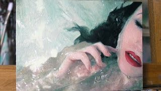 Speed Painting | Fragments | Water Series