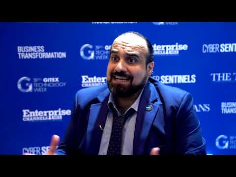 How StarLink is protecting data in its lifecycle describes Ahmed Diab