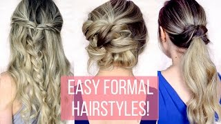 Prom / Formal Hairstyles for Long Hair - Hair Tutorial