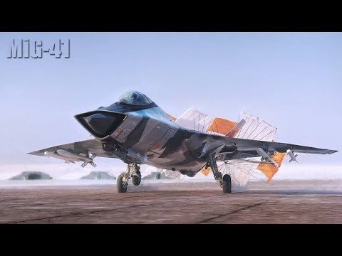 MiG-41: Russia Wants to Build a...
