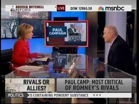 Ron Paul - Mitt Romney deal? - Doug Wead