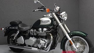 7. 2005  TRIUMPH  BONNEVILLE AMERICA  - National Powersports Distributors