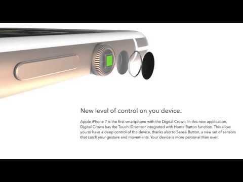 iPhone 7'nin yeni konsept videosu