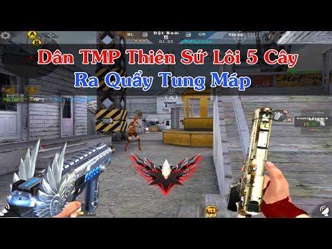 CF Legends : Cận Chiến Dân TMP Thiên Sứ Và Cái Kết Cực Hay - Thời lượng: 10 phút.