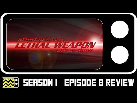 Lethal Weapon Season 1 Episode 8 Revieww/ Dante Brown | AfterBuzz TV