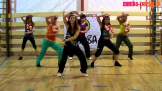 Don Omar Taboo Zumba Hawaii Choreography by Lucia Meresova
