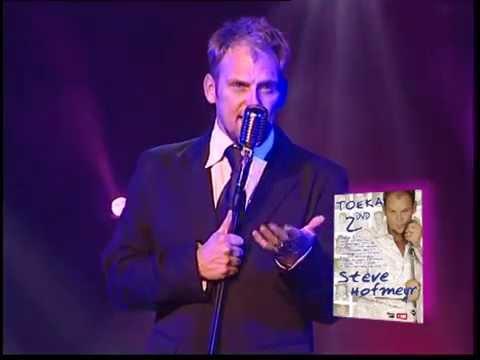 STEVE HOFMEYR – Toeka DVD 20 Sec TV Ad