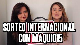 ¡SORTEO INTERNACIONAL DE MAQUI Y LOLA! (Hasta el 3 de septiembre) - YouTube