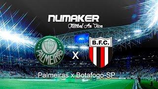 Assista Palmeiras x Botafogo-SP - 12/04 - HD AO VIVO Pelas semifinais do Paulistão chevrollet FICHA TÉCNICA PALMEIRAS X...