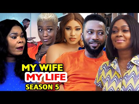 MY WIFE MY LIFE SEASON 5 - {New Movie} Fredrick Leonard 2020 Latest Nigerian Nollywood Movie Full HD
