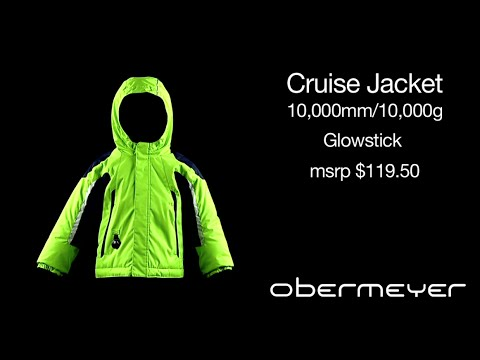 Obermeyer Boy's Cruise Jacket