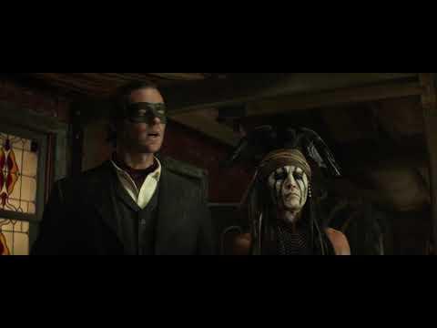 Johnny Depp #59 - Lone Ranger (2013) - Porcelain Leg Shotgun (Starring Helena Bonham Carter)