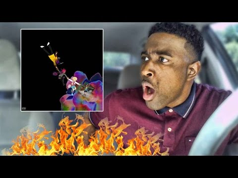 LIL UZI - THE PERFECT LUV TAPE (Review / Reaction)