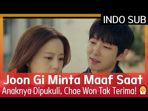 Lee Joon Gi Minta Maaf Saat Anaknya Dipukuli, Moon Chae Won Tak Terima! 😤 #FlowerOfEvil 🇮🇩INDO SUB🇮🇩
